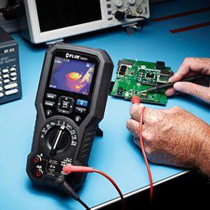 Messgeräte und Prüfsysteme für elektrische Größen
